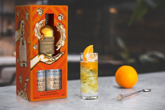 Monkey Shoulder And Fever-tree Launch Spring Mixer Pack photo