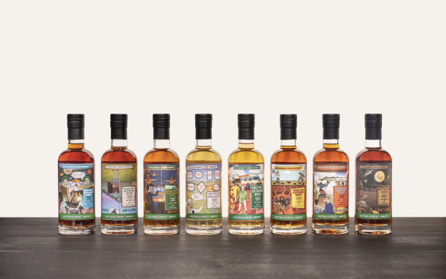 That Boutique-y Whisky Company Reveals Its First-ever Australia Series photo