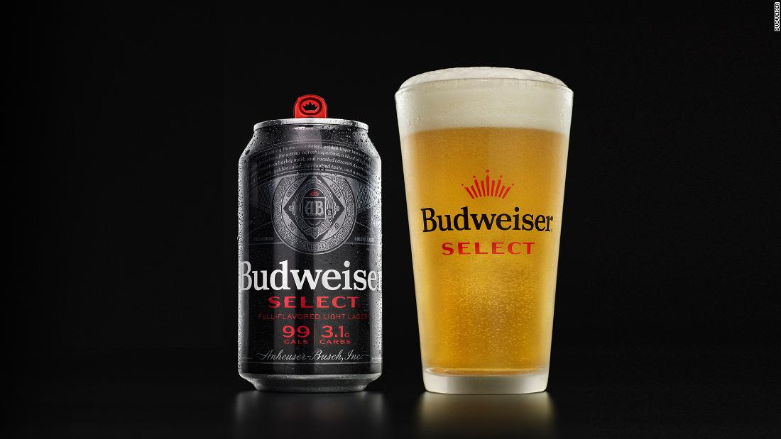 Budweiser Select Is Making A Comeback As Light Beer Sales Surge photo