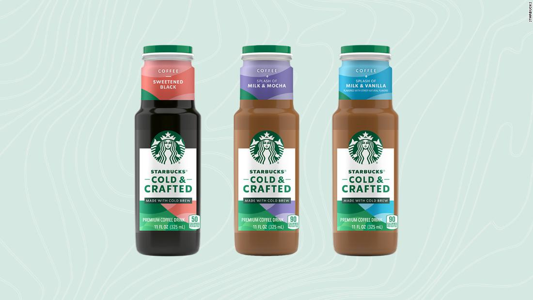 Starbucks Is Launching A New Cold Brew Line In Grocery Stores photo