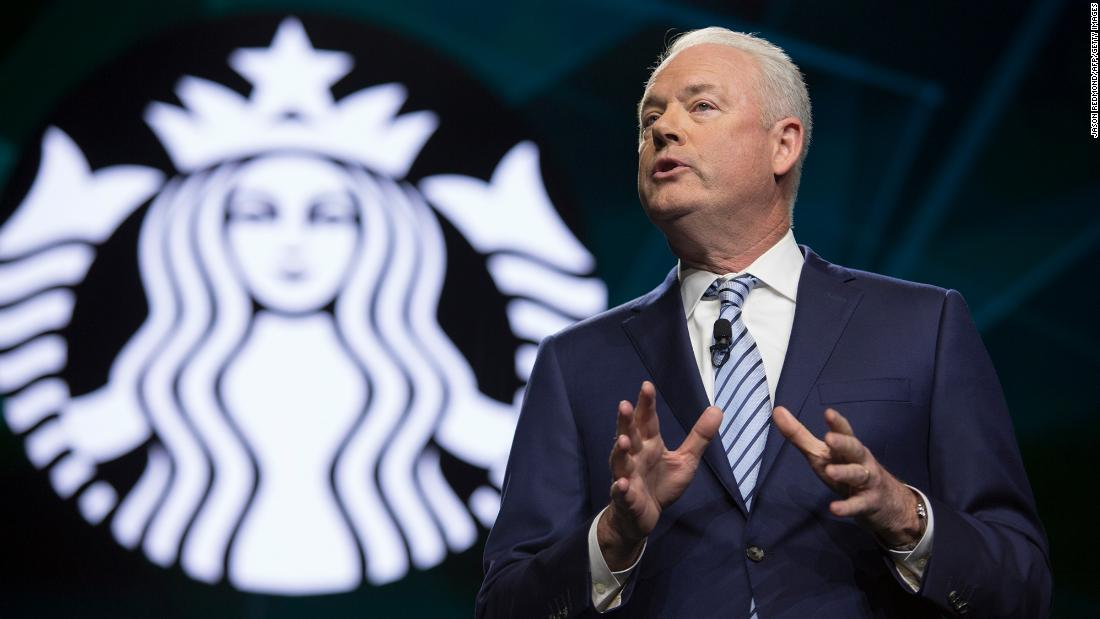 Starbucks Shareholders Reject Ceo Pay Proposal In Rare Move photo