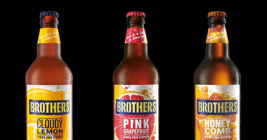 Brothers Cider Grows Range With Two New Flavours And A Returning Favourite photo