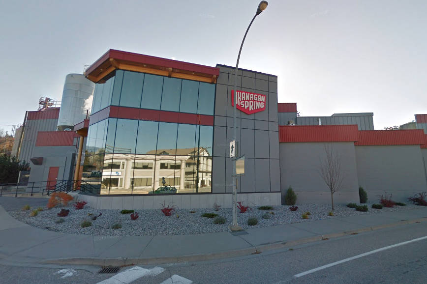 Okanagan Springs Brewery Drafts $11.2m Expansion Plan photo