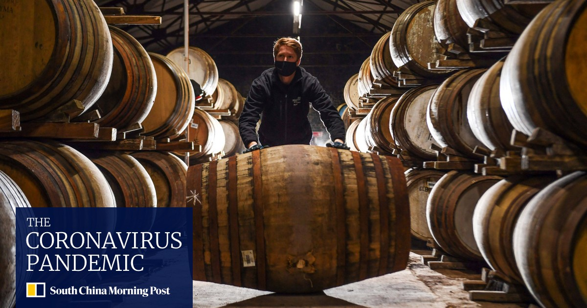 Hit By Economic Triple Whammy, Scottish Distillery Looks To History To Lift Its Spirits photo