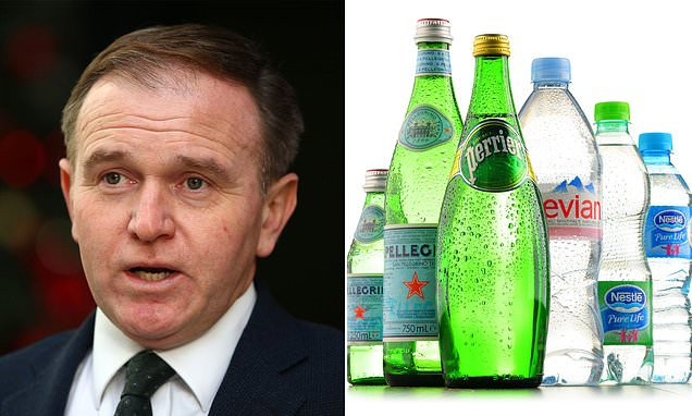Britain Could Block Imports Of Perrier And San Pellegrino photo