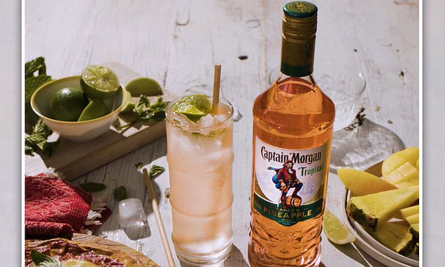 Captain Morgan Releases A New Tropical Rum photo