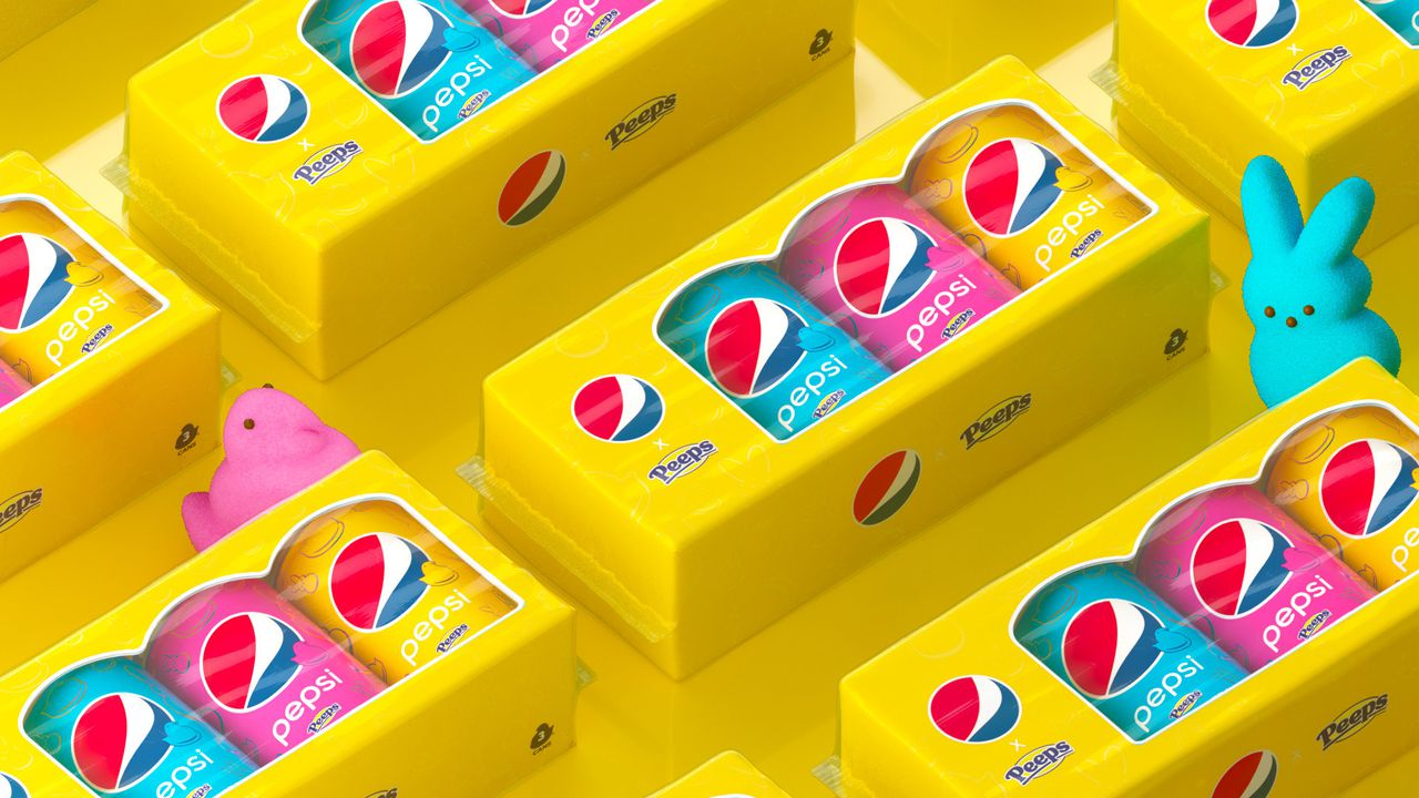 Pepsi Drops New Peeps-flavored Soda: Here's How To Get It photo