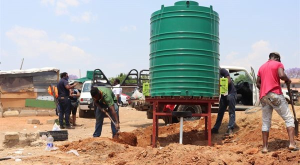 World Water Day: Collaboration Protects Vulnerable Communities Against Covid-19 photo