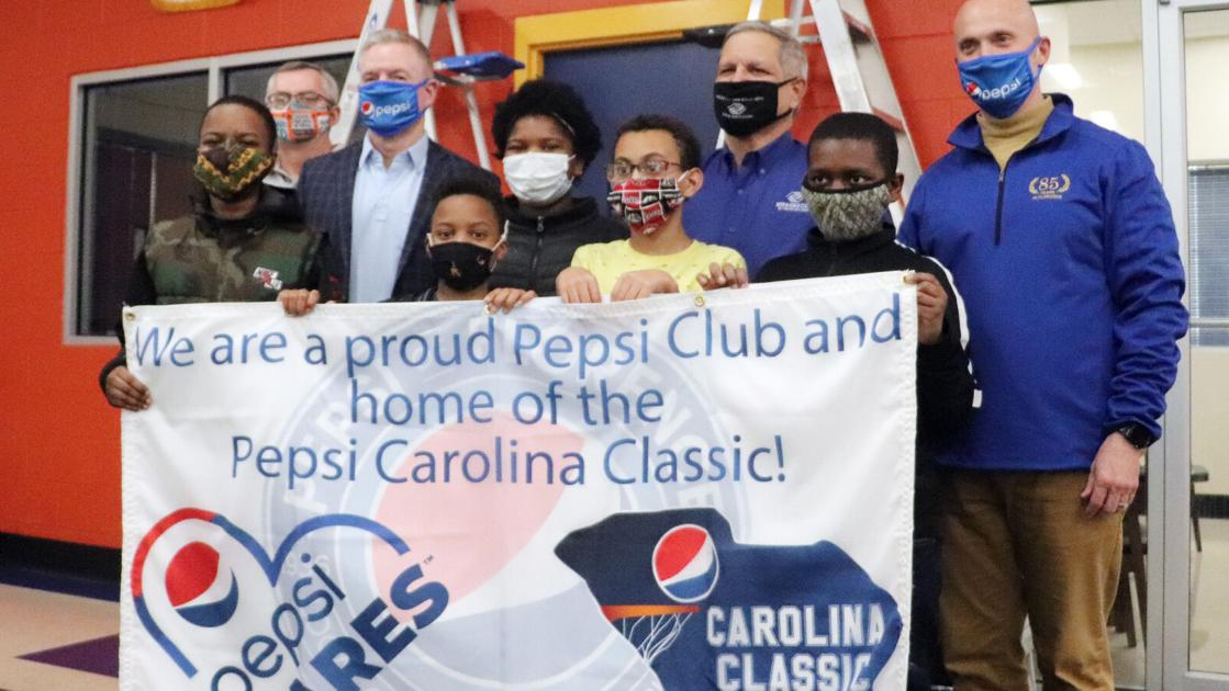 Boys & Girls Club Honors Pepsi For Support Of Classic, Programs photo
