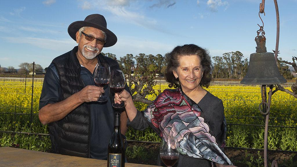 Allen R. Balik, The Wine Exchange: Napa Valley's Hispanic Heritage photo