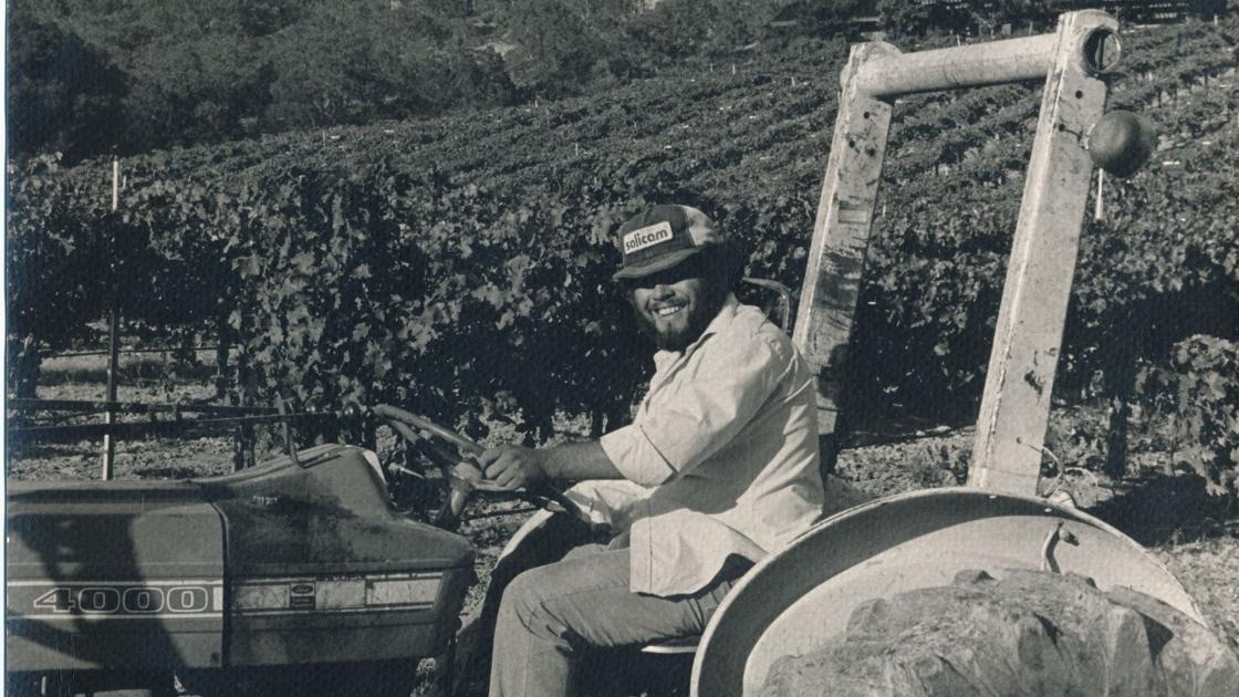 The Wine Press: Veteran Phelps Employee Tino Corro  Retires photo