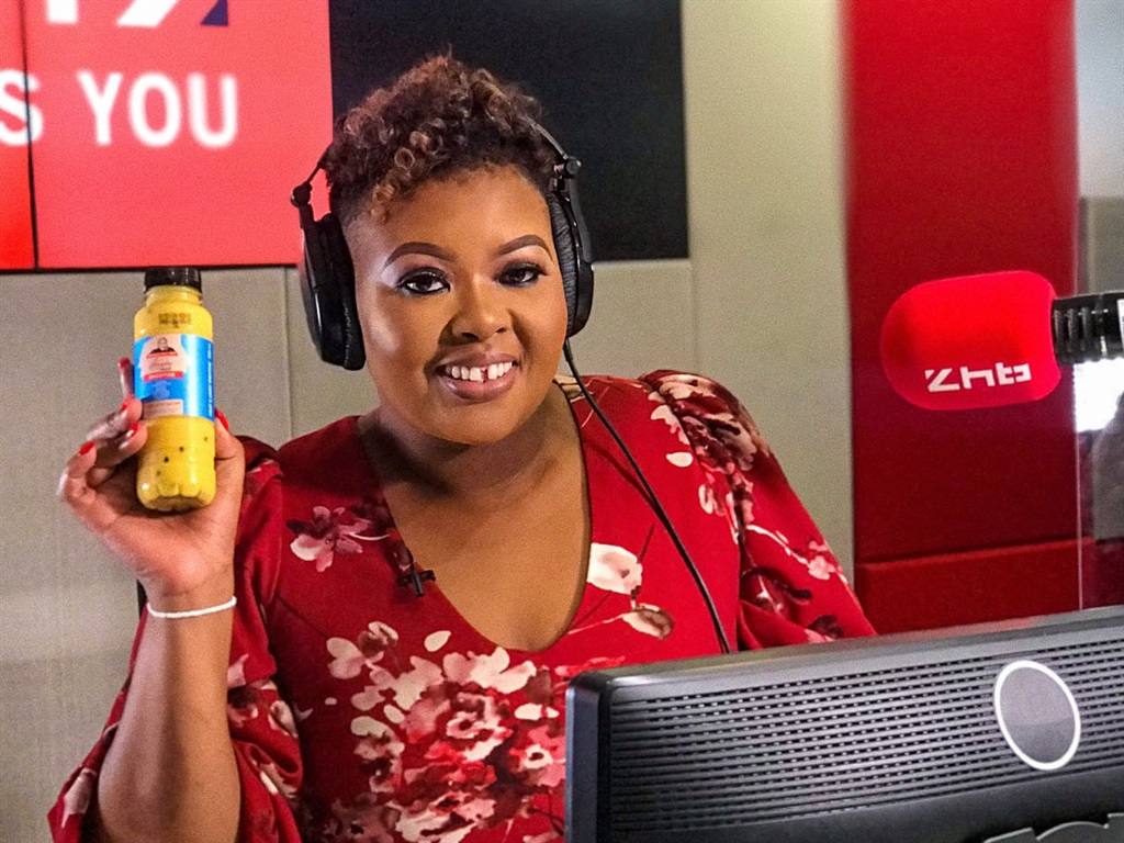 The Taste Of A Joburg Sunrise With Anele photo
