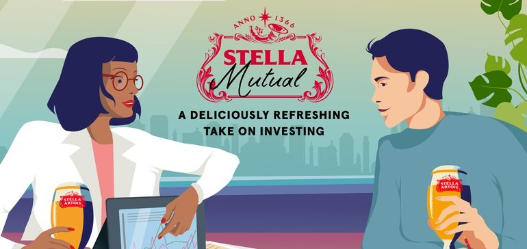 Stella Artois Debuts Mock Financial Services Company To Ease Tax Season Stress photo