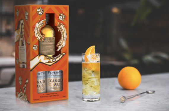 Monkey Shoulder And Fever-tree Team Up For Ultimate Mixing Pack photo