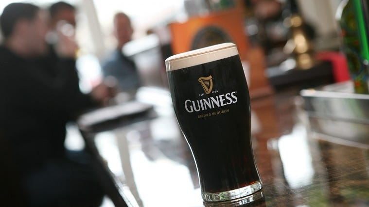 Where To Get 3 Great Guinness Pints In Ri photo