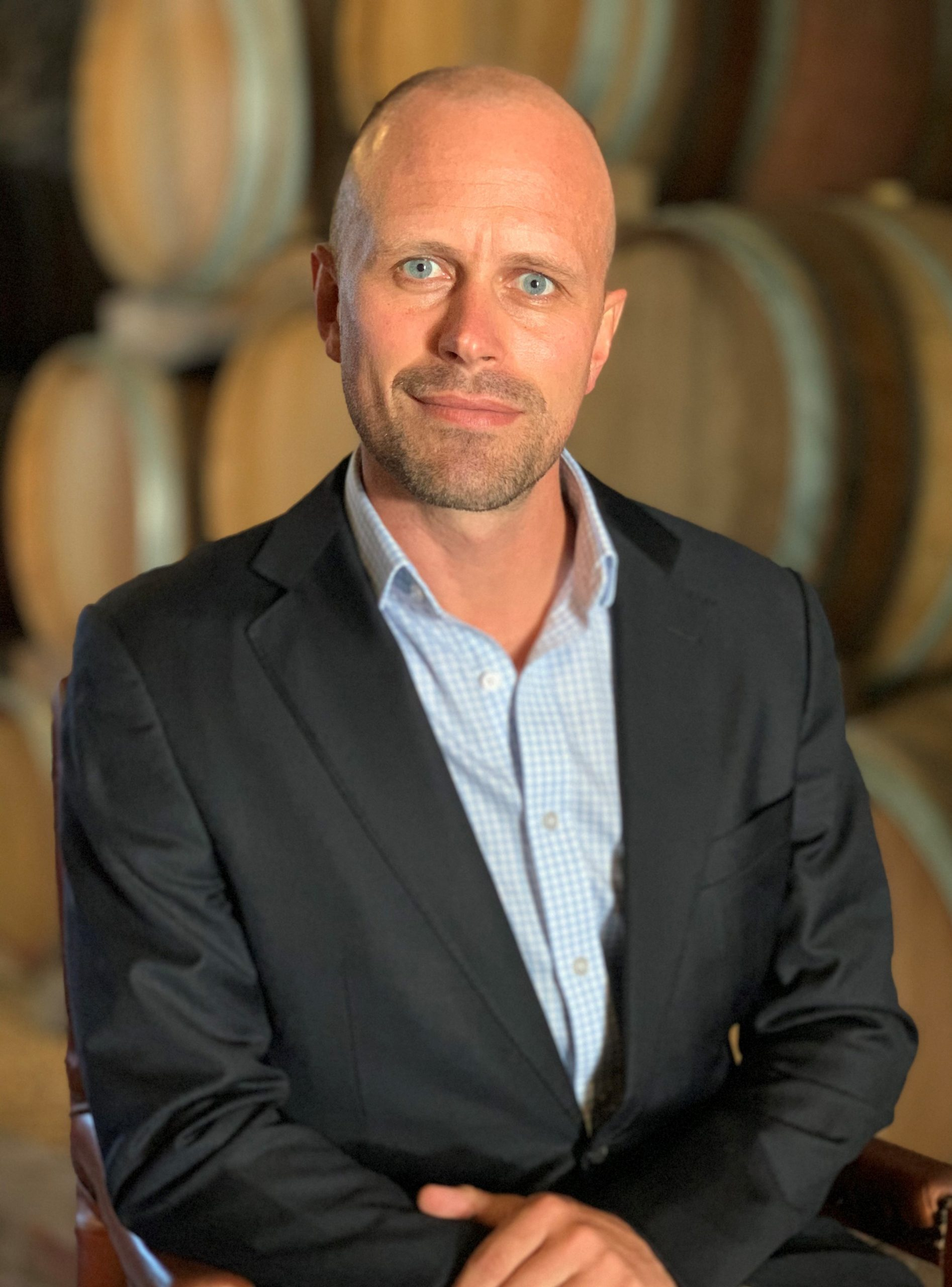 DGB Appoints Andrew Harris As Wine Marketing Director photo