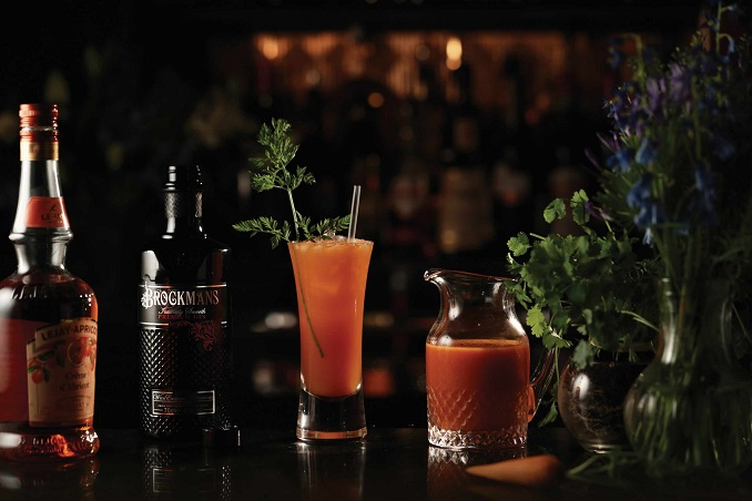 Brockmans Gin Serves Up Fresh Gin Cocktails To Celebrate The Arrival Of Spring photo