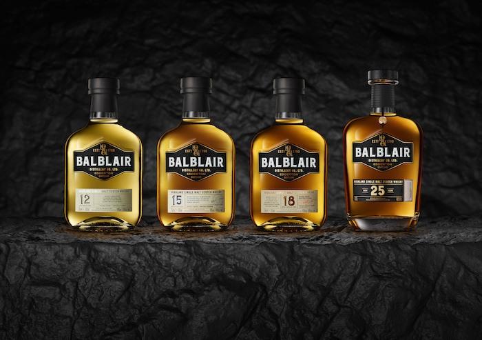 Whisky Reviews: Balblair 12-, 15-, 18-, 25-year Single Malt Scotches photo