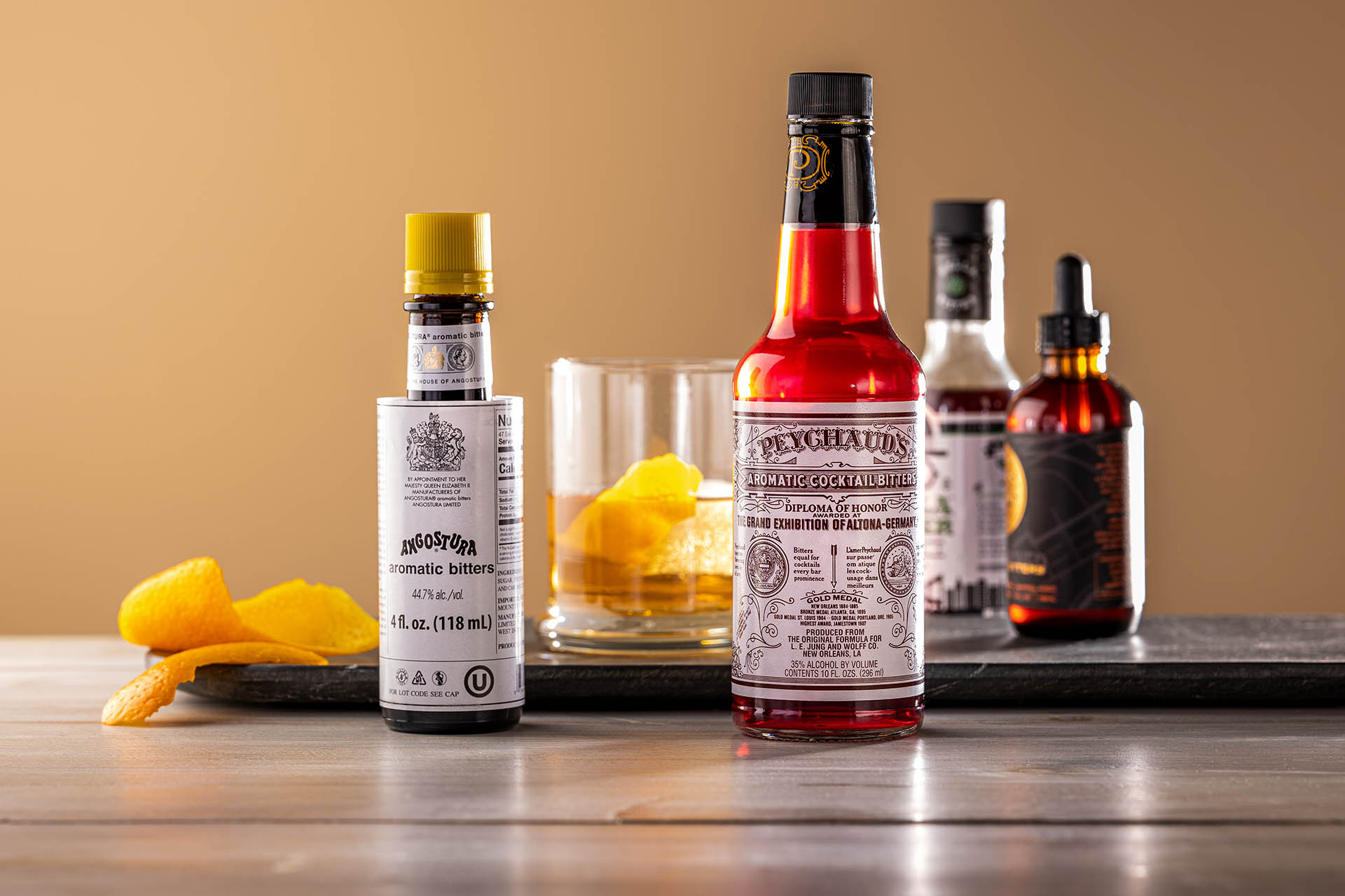 Celebrate International Whiskey Day With Angostura photo