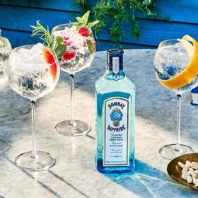 Bombay Sapphire Botanicals Certified Sustainable photo
