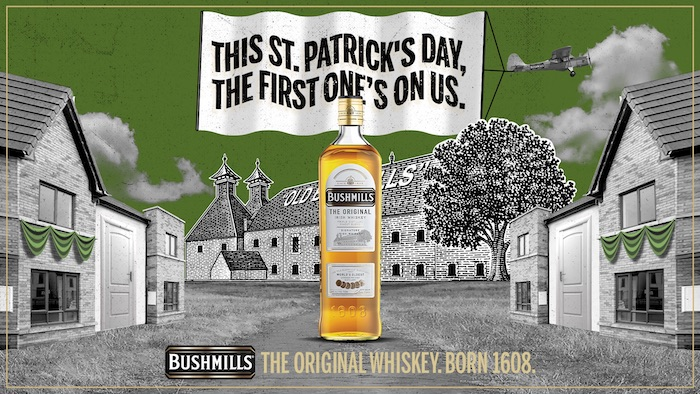 Bushmills Irish Whiskey Will Buy You A Pour Of Its Own This St. Patrick's Day photo