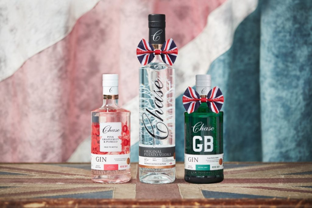 Diageo Completes Acquisition Of Chase Distillery photo
