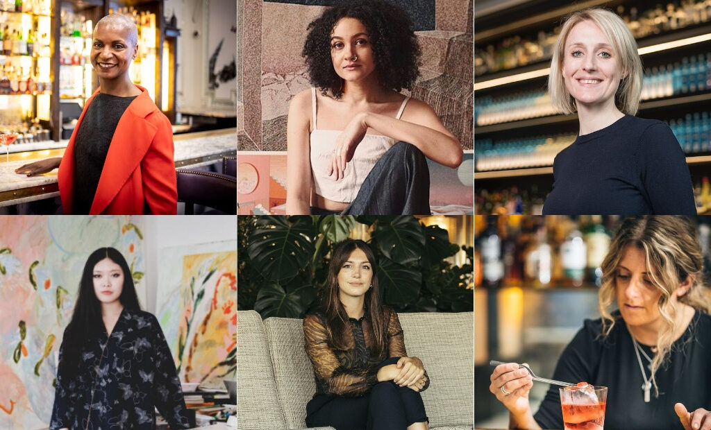 Celebrate International Women's Day With A Bombay Sapphire Cocktails & Create Masterclass photo