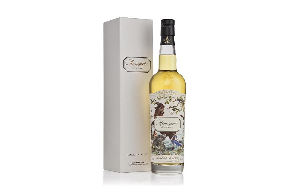 Compass Box Explores Scotch Whisky's Wilder Side photo