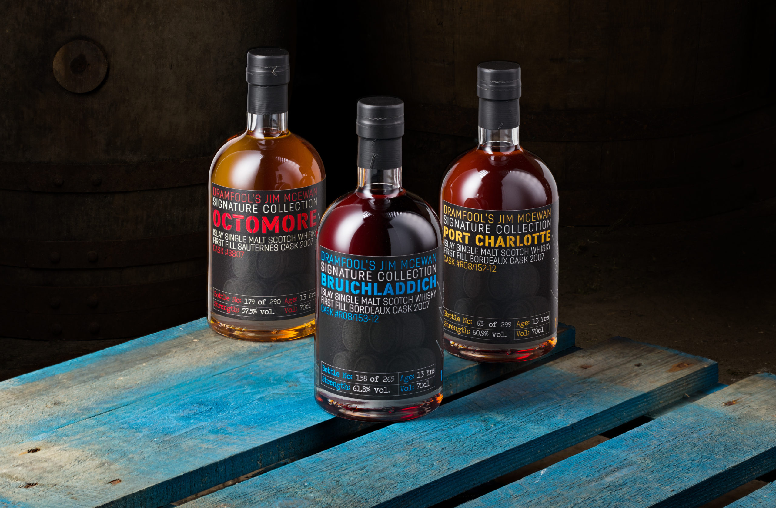 Auction For New Bottles From Bruichladdich's Jim Mcewan photo