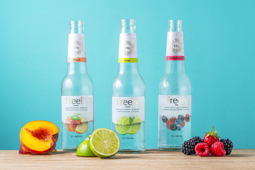 South Africans Can Now Quench Their Thirst With Freely, A Hard Seltzer With Zero Sugar And Low Alcohol photo