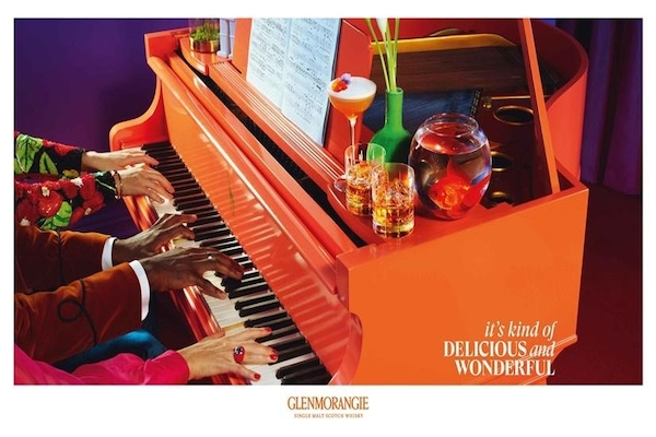 A Technicolour Campaign Launched In India By Glenmorangie photo