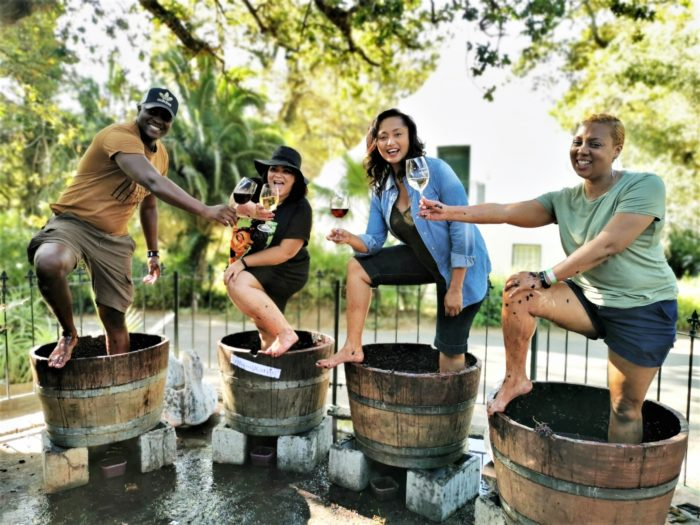 Wine It Up At The Muratie Harvest Festival This Weekend photo