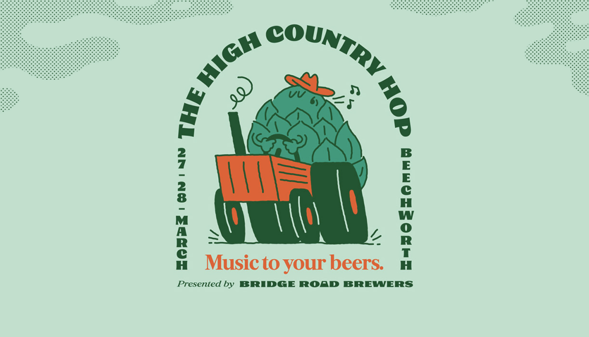 Bridge Road Brewers Promotes Festival That's 'music To Your Beers' In Campaign Via By All Means photo