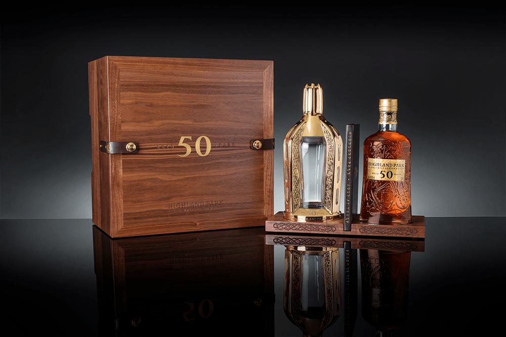 Highland Park Release New 50 Year Old Single Malt Scotch Whisky photo