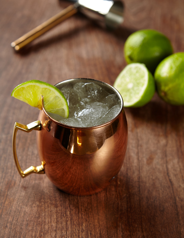 Cocktails At Home: Icelandic Mule photo