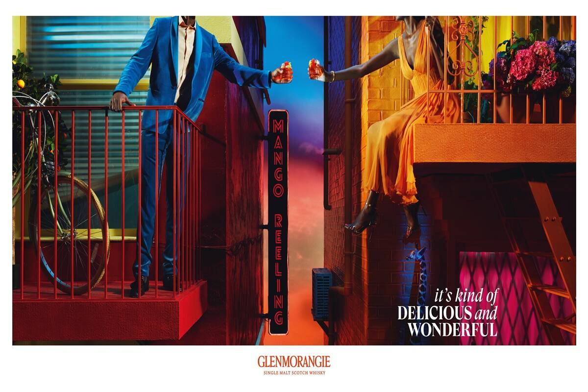 Glenmorangie's 'it's Kind Of Delicious And Wonderful' Campaign Invites People To Experience Thebrand photo