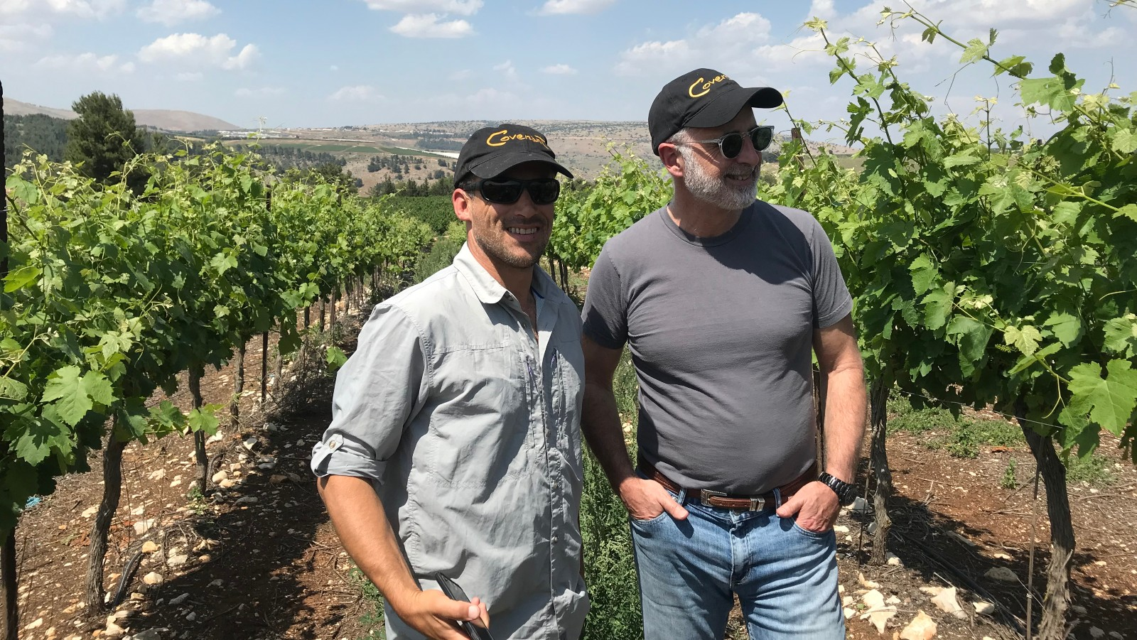 The Man Who Makes The Greatest Kosher Wine On Planet Earth photo
