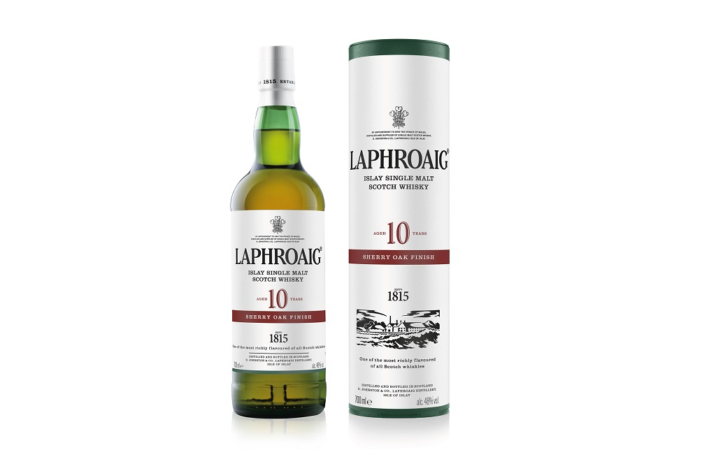 New Laphroaig 10 Year Old Is Set To Launch photo