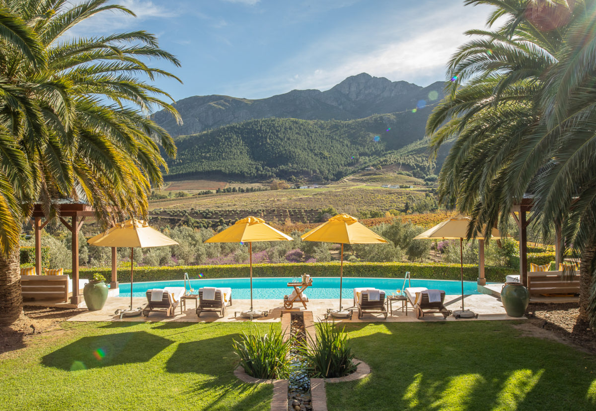 In Focus: South Africa's Wine Tourism Hotspots photo