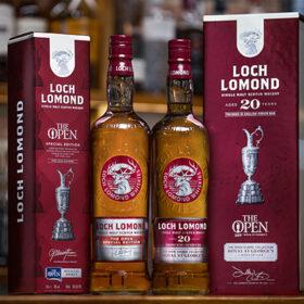 Loch Lomond Launches Single Malts To Mark 149th Open photo