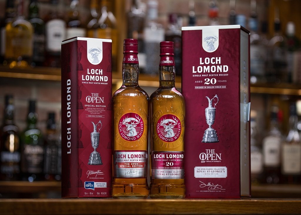 Loch Lomond Whiskies Mark 149th Open With Limited Editions photo