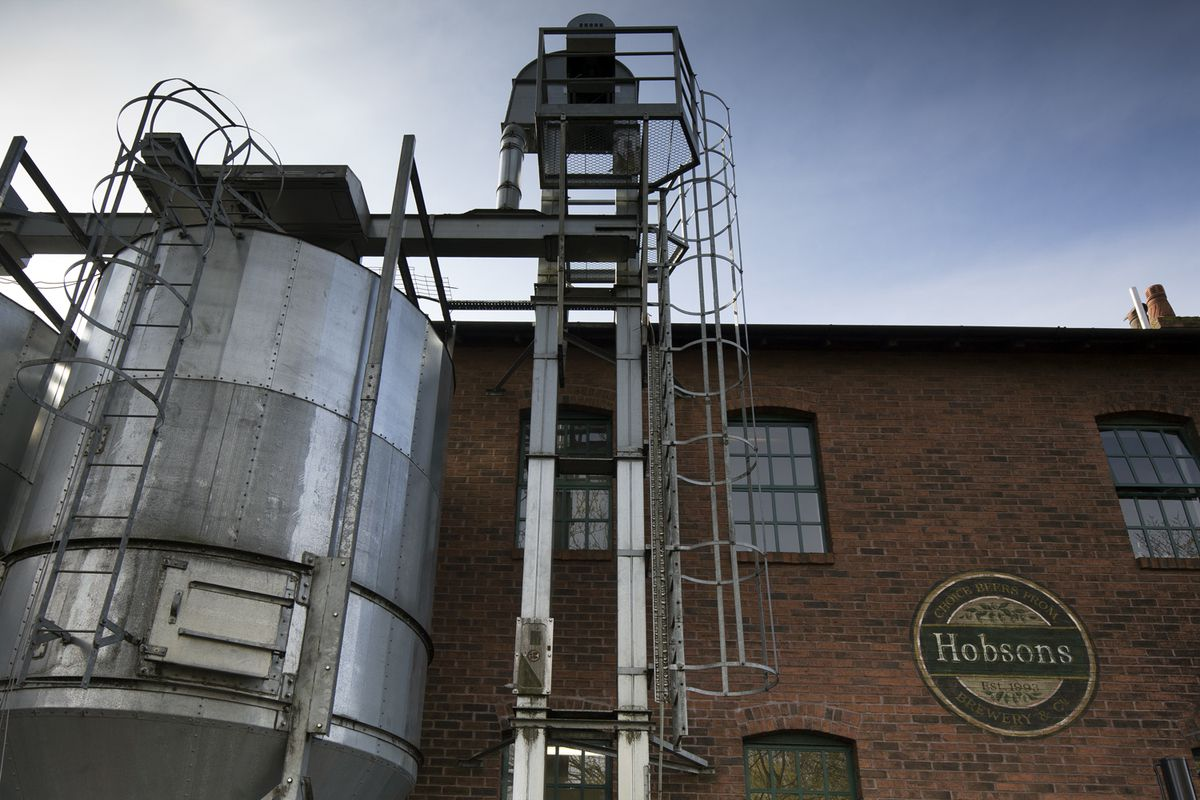 Shropshire Brewery Toasts Siba Accolade photo