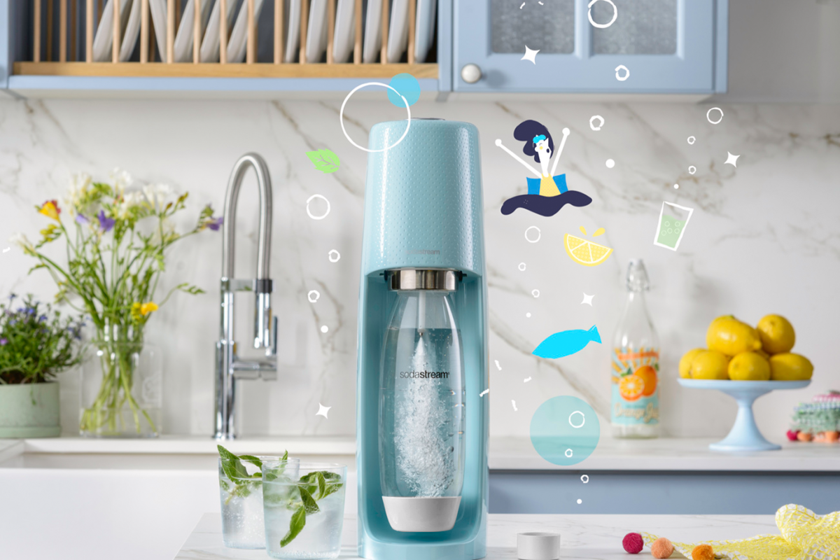 Sodastream Carbonator Review – It's The Original But Is It The Best Carbonator? photo