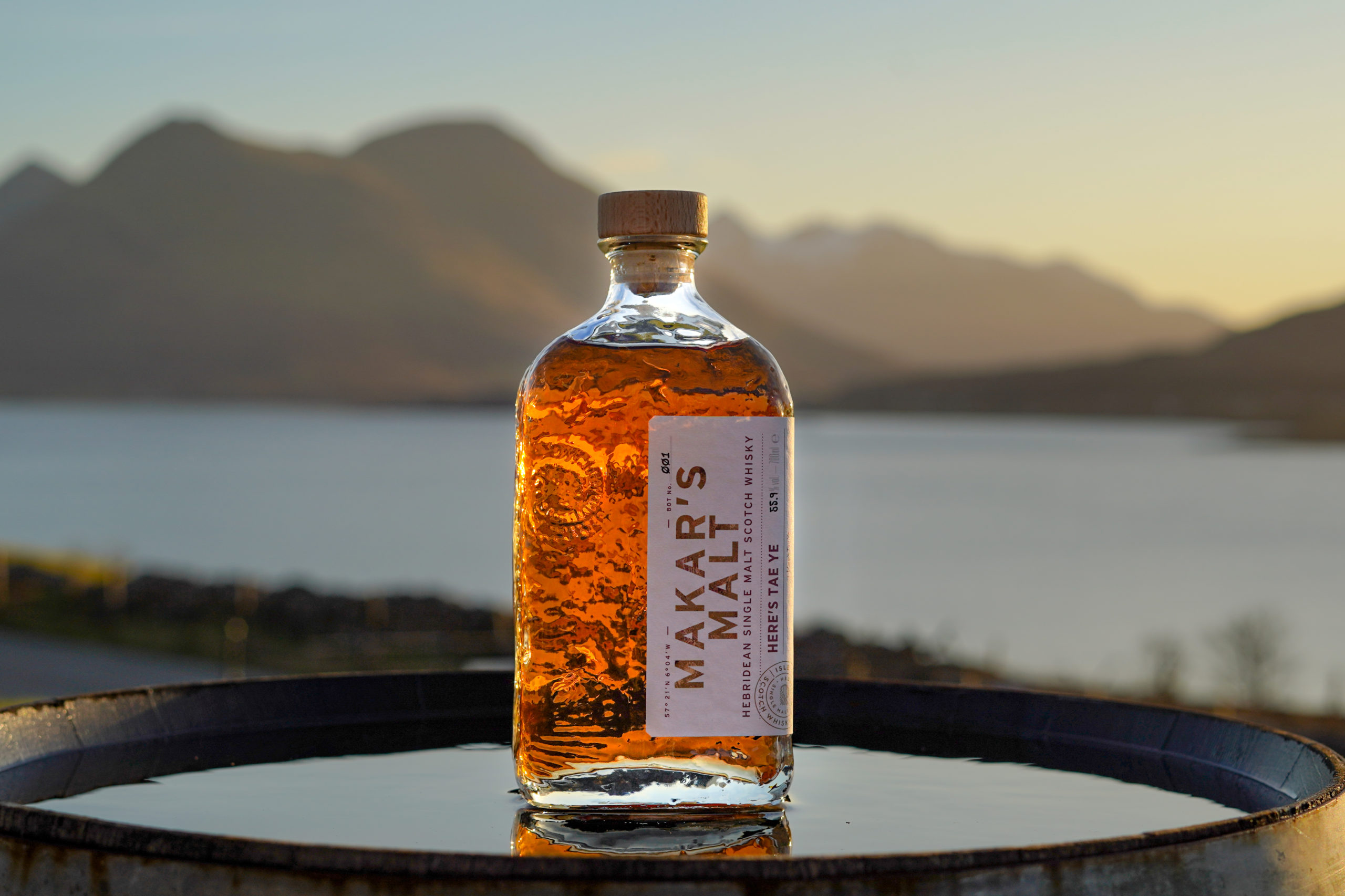 The Makar's Malt: Jackie Kay Marks The End Of Her Tenure As Scotland's National Poet With A Commemorative Whisky photo