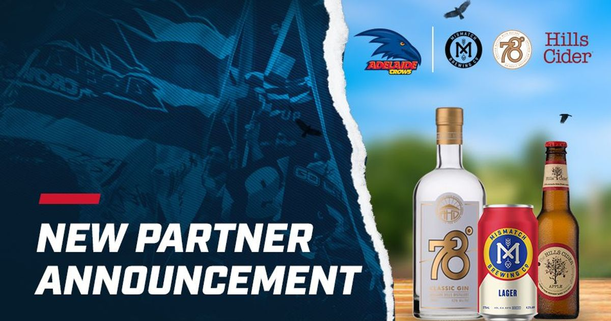 Crows Announce Partnership With Mismatch Brewing Co. photo