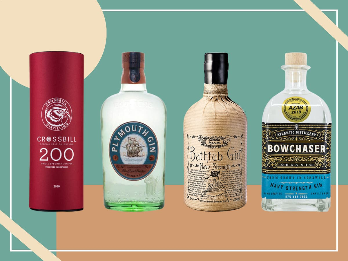 15 Navy Strength Gins To You Need To Try Now photo