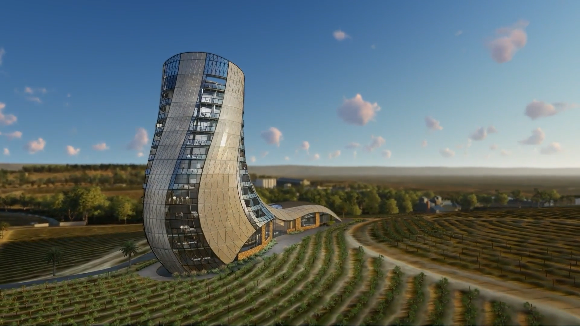 Barossa Winery Owner Threatens To Take Proposed $50m Hotel Elsewhere If It's Not Approved photo