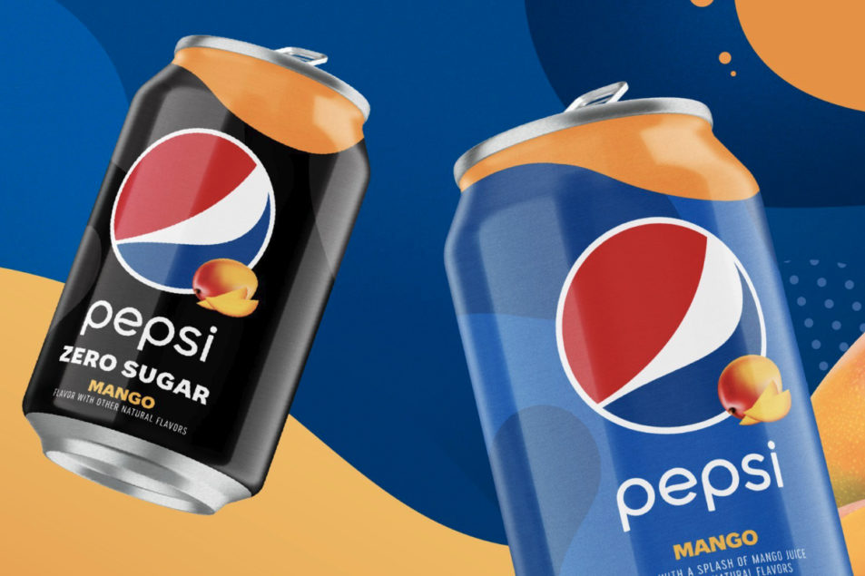 Pepsi Introduces First Permanent Flavored Cola In Five Years photo