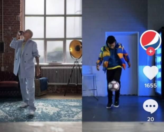 Pepsi Gives Fans Chance To Showcase Their Skills Alongside Football Favourites On Tiktok photo