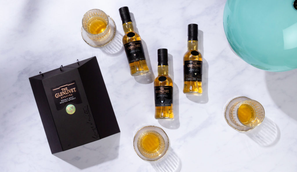 The Glenlivet Spectra Challenges Your Senses With Its Mysterious Profile photo
